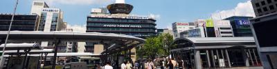 京都駅付近の画像